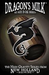 Dragons Milk Logo