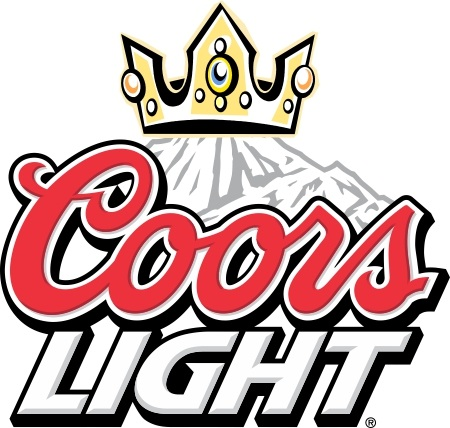 Coors Light dethrones the king!