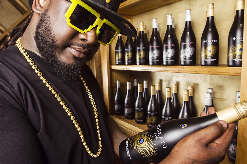 T-Pain with Moskato 2