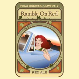 Ramble on Red Logo