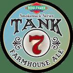 Tank 7 Farmhouse Ale Badge