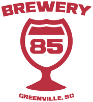 Brewery 85 Logo Stacked