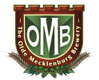 olde meck brew logo OMB