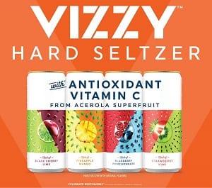 VIZZY Seltzer Logo